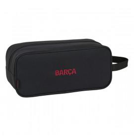 Пътническа Чанта за Обувки F.C. Barcelona Черен
