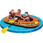 Надуваема Лодка Explorer Pro 200 Intex (196 x 102 x 33 cm)