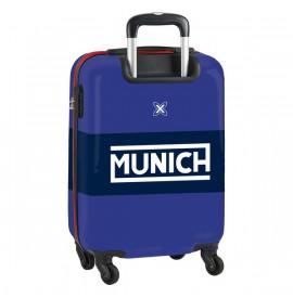 Куфар за каюта Munich Син Тъмно синьо 20''