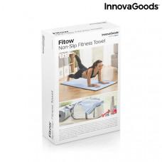 Бързосъхнеща неплъзгаща се фитнес кърпа Fitow InnovaGoods