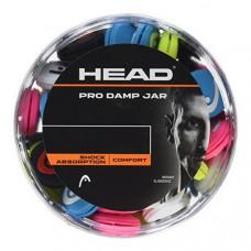Средство за Намаляване на Вибрациите Head PRO DAMP JAR (70 pcs) Многоцветен