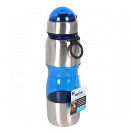 Спортна Бутилка за Вода Bewinner Метал Пластмаса 600 ml