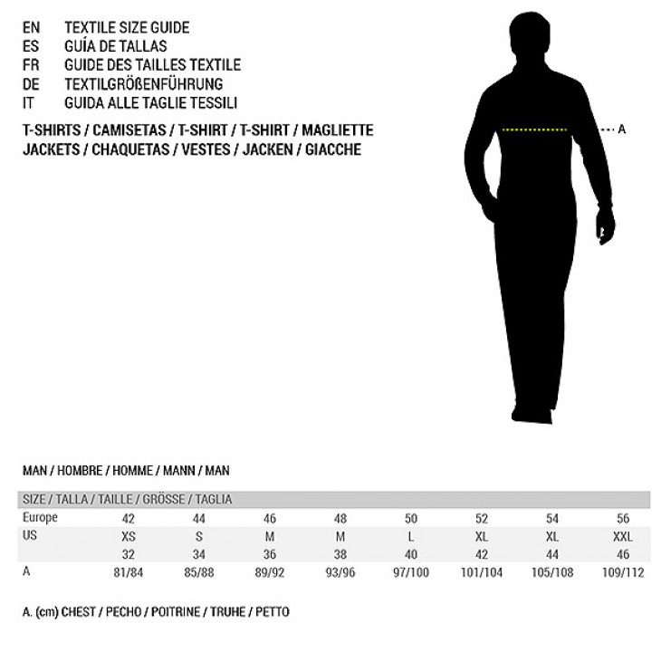 T-shirt New Balance TENACITY MT81095 CAD
