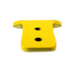 Теглич на ремаркета OMP 6mm Жълт