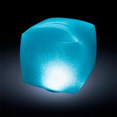 LED Надуваем Куб за Басейн Intex