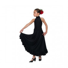 Пола за Фламенко за Момичета Happy Dance EF008M Памук