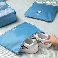 Комплект чанти органайзери за куфари Luggan InnovaGoods 6 части