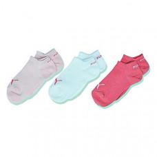 Спортни Чорапи за Глезени Puma Kids Quarter CDT (3 чифта)