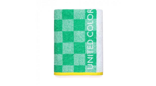 Хавлия за плаж Benetton Kids Памук Хавлиена тъкан (70 x 140 cm)