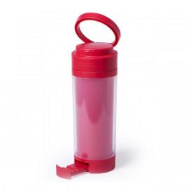 Полипропиленова Бутилка за Напитки с Подвижна Основа (390 ml) 145498