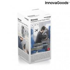 Челна надуваема възглавница за пътуване Snoozy InnovaGoods