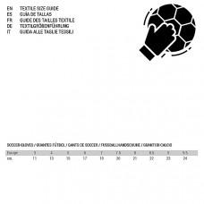 Детски Вратарски Ръкавици Umbro 20130 Fusion Син (размер 7)
