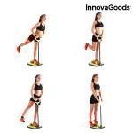 Фитнес Платформа за Дупе и Крака с Ръководство за Упражнения InnovaGoods