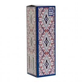 Чанта за рамо с форма на варел DKD Home Decor Многоцветен Мозайка Боросиликатно Стъкло (2 pcs)