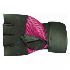 Тренировъчни Ръкавици Atipick GTH1010 Черен Розов (размер l)