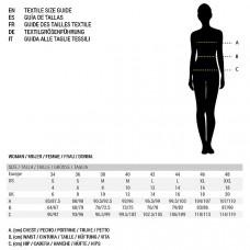 Спортни Клинове за Жени Asics Asics Stripe Tight Черен