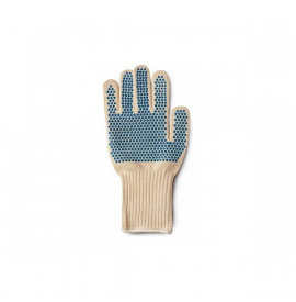 Mechanic's Gloves Sparco Nomex Бял