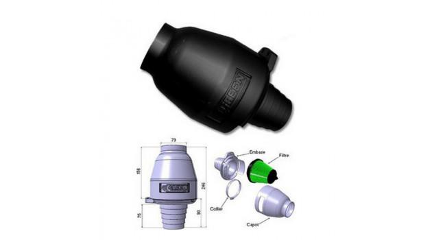 Въздушен филтър Green Filters SMN