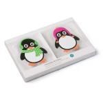 Нагревател Текстил Пингвин (8,5 x 10 x 8,5 cm)