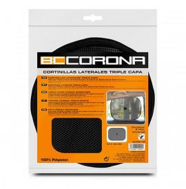 Странична Завеса за Кола BC Corona INT40115 (44 x 36 cm)(2 pcs)