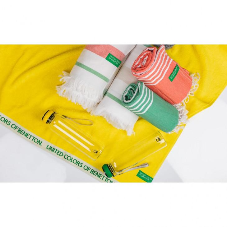 Бутилка за вода  RAINBOW BE Benetton Жълт (550 ml)