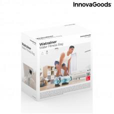 Аква торба за фитнес тренировка с ръководство за упражнения Watrainer InnovaGoods