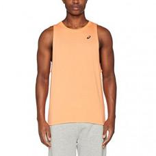 Мъжка Тениска без Ръкави Asics Gpx Loose Slvless Оранжев