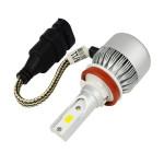 LED крушка 6500K 12V-24V (2 uds) (След ремонт A+)