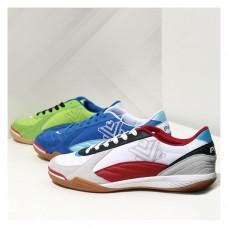 Обувки за Футбол на Закрито за Възрастни Luanvi Pro Бял
