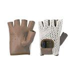 Men's Driving Gloves OMP Tazio Кафяв