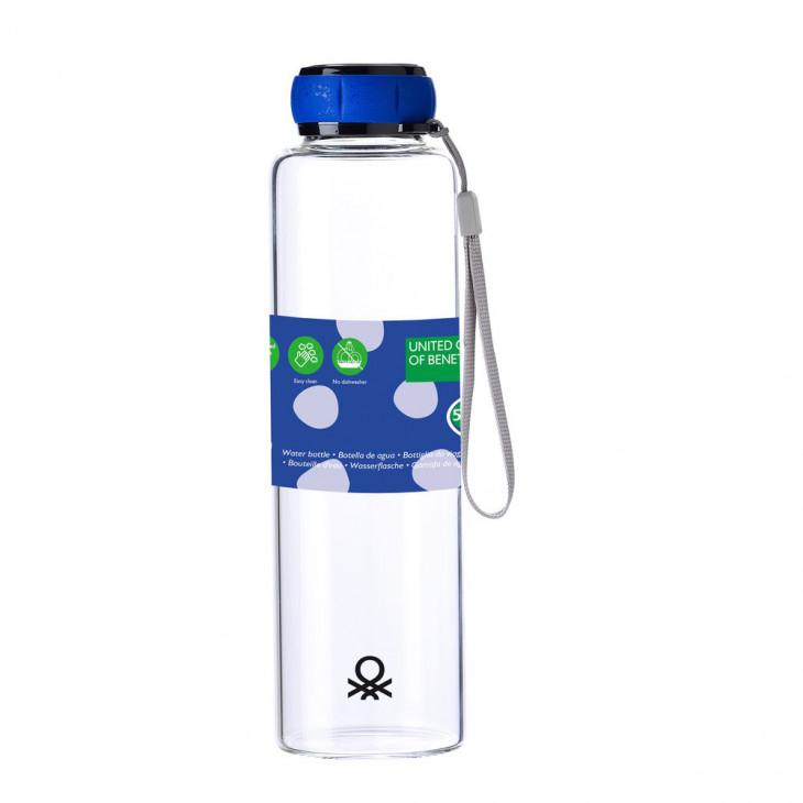 Бутилка за вода  RAINBOW BE Benetton Син (750 ml)