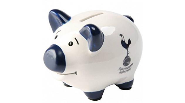 Касичка Tottenham Piggy Bank
