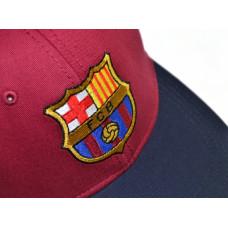 Шапка Barcelona BASEBALL CAP BURGUNDY